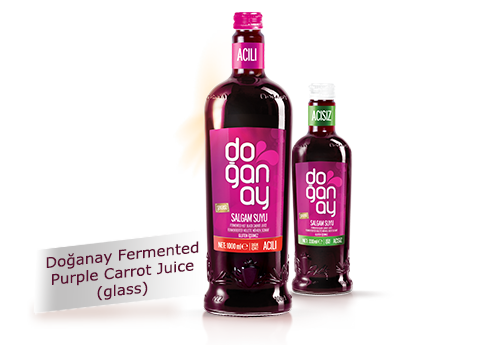 Doğanay Fermented Black Carrot Juice - Glass